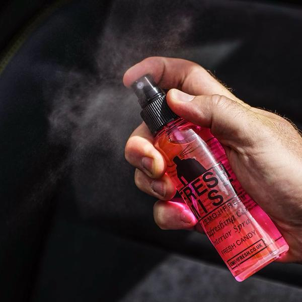 Fresh Mist Interior Odour Eliminator Car Spray Fresh Candy - JENNYCHEM