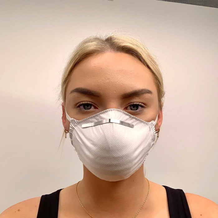 FFP2 Cup Face Mask   (Pack of 10) - EN149  - JENNYCHEM