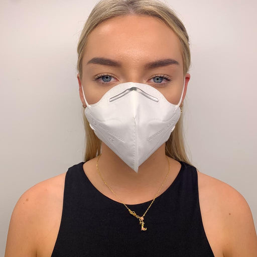 FFP2 Fold Flat Face Masks (Ear Loop) - EN149:2001+A1:2009  - JENNYCHEM