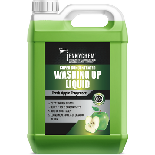 Concentrated Washing Up Liquid 5LTR - JENNYCHEM