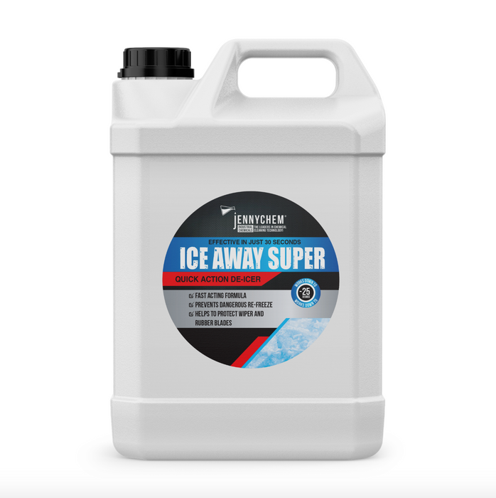 Super Concentrated Quick Action De-icer 5LTR - JENNYCHEM