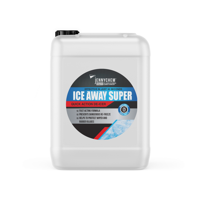 Super Concentrated Quick Action De-icer 25LTR - JENNYCHEM