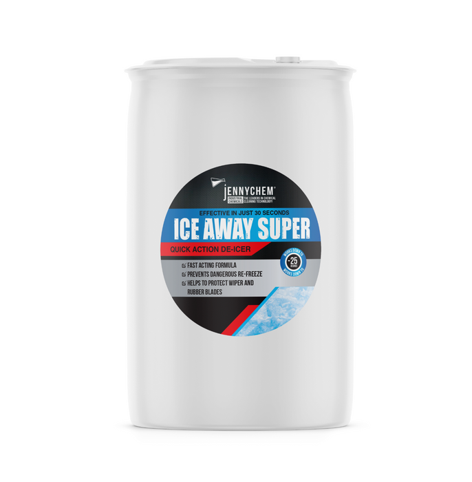 Super Concentrated Quick Action De-icer 210LTR + Free Wine & Chocolates Offer - JENNYCHEM
