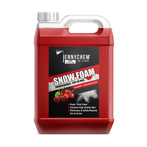 Cherry Blizzard Snow Foam 5L / Cherry - JENNYCHEM
