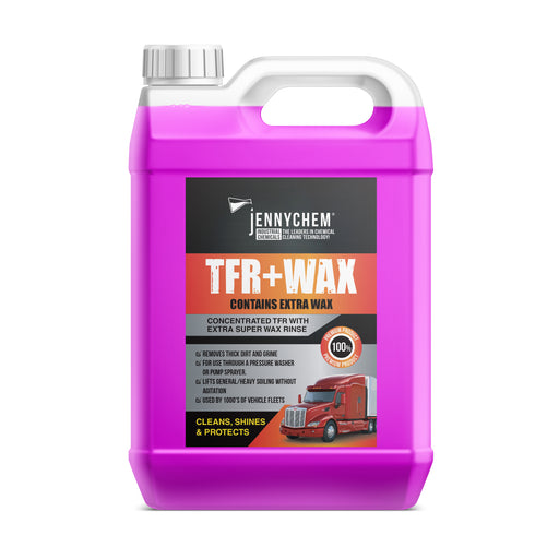 TFR and Wax 5LTR - JENNYCHEM