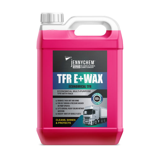 Traffic Film Remover Economical Wax