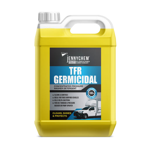 TFR Germicidal - Anti Bacterial Solution 5LTR - JENNYCHEM