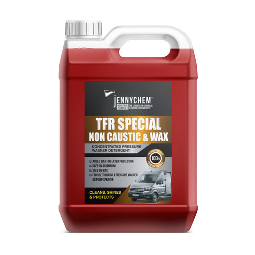 TFR Special Non Caustic + Wax 5LTR - JENNYCHEM