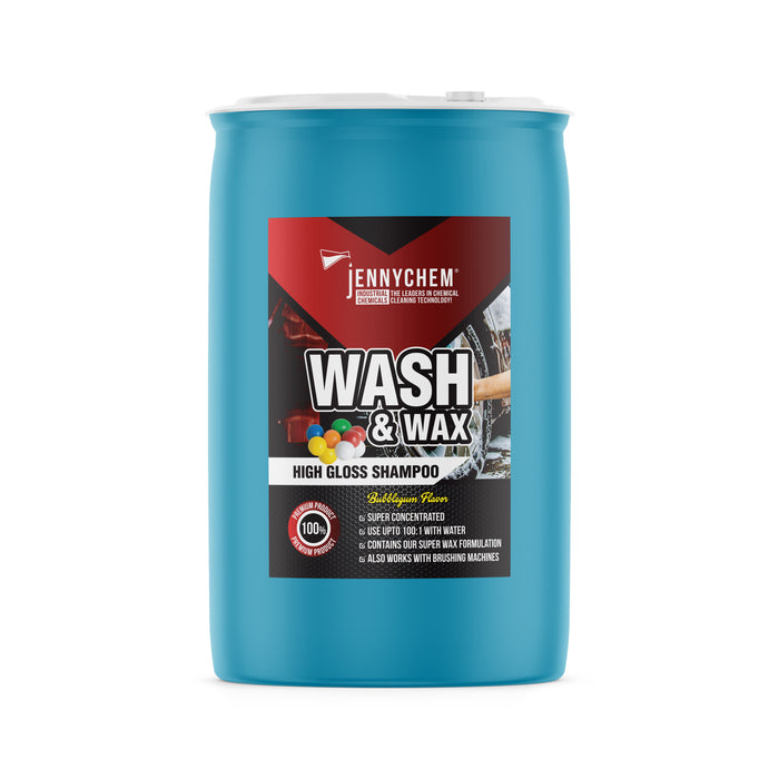 Wash & Wax Special (Shampoo)