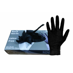 NITRILE GLOVES- Colours May Vary (LATEX FREE)  - JENNYCHEM