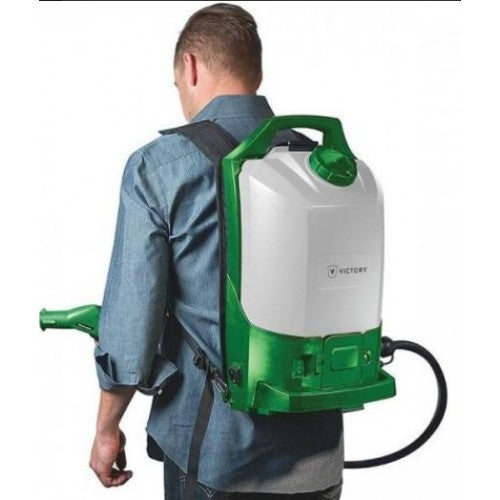 Victory Commercial Back Pack Electrostatic Sprayer  - JENNYCHEM