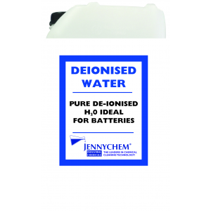 De-ionised Water 25LTR - JENNYCHEM