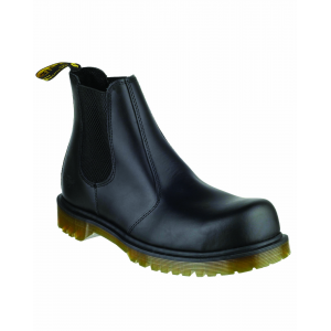 DR MARTENS SLIP ON SAFETY BOOTS