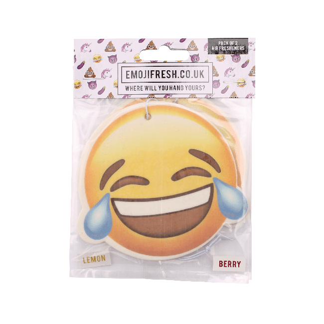 Emoji Fresh Point Of Sale Retail Display Stand (270 items in total)  - JENNYCHEM