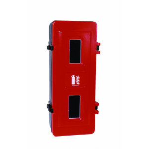 VEHICLE FIRE EXTINGUISHER CABINET