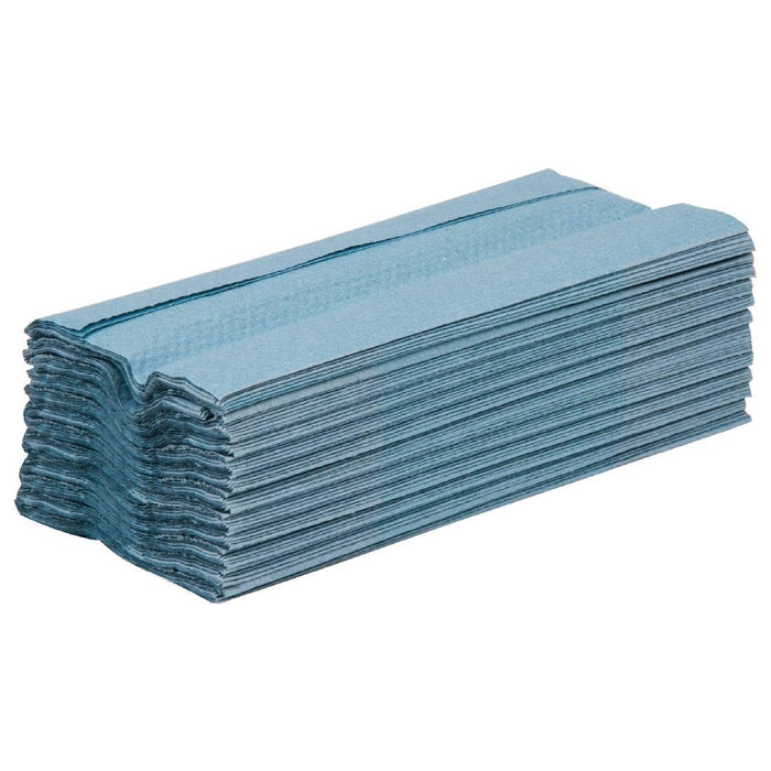 BLUE C FOLD HAND TOWELS