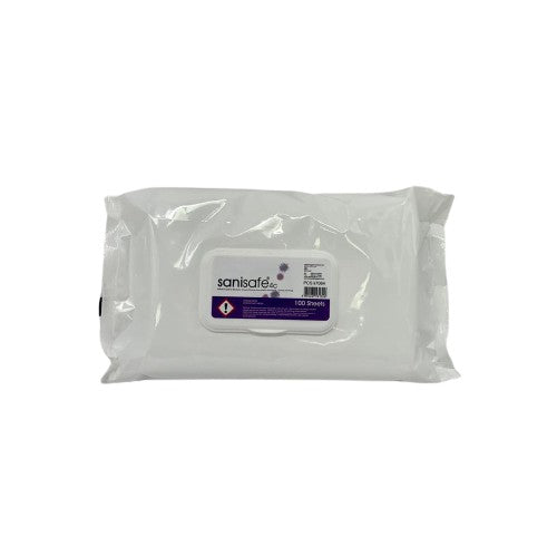 Anti Virus Sanisafe Wipes PACK OF WIPES - JENNYCHEM