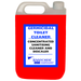 GERMICIDAL TOILET CLEANER & DESCALER