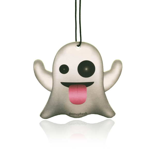 Ghost Emoji Car Air Freshener 👻  - JENNYCHEM