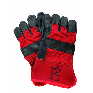 HEAVY DUTY LEATHER RIGGER GLOVES