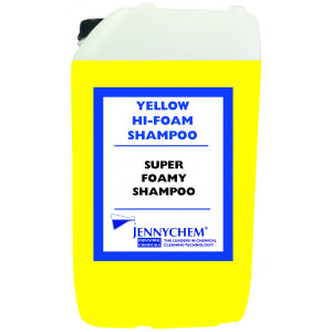 HI FOAM SHAMPOO - Highly Foaming Shampoo 25LTR - JENNYCHEM
