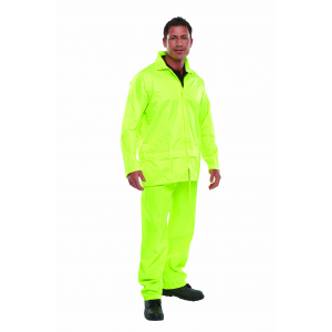 TWO PIECE WEATHERPROOF SUIT
