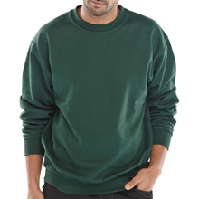 Load image into Gallery viewer, GREEN SWEATSHIRT