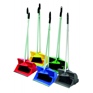 Lobby Dustpan & Brush Set  - JENNYCHEM