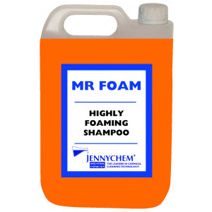 MR FOAM - For Car Washes 5LTR - JENNYCHEM