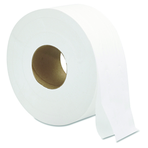 STANDARD JUMBO TOILET TISSUE - Case of 6  - JENNYCHEM