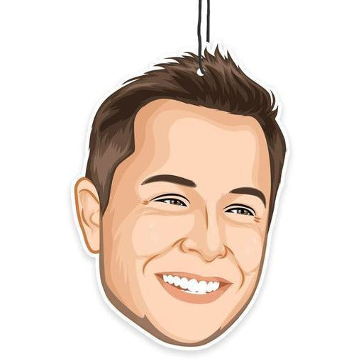 The Original Elon Musk Air Freshener  - JENNYCHEM