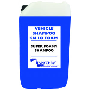 VEHICLE SHAMPOO SN LO FOAM  - JENNYCHEM