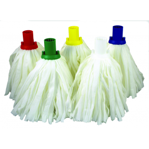 SUPER WIPE MOP HEAD 16OZ EACH - JENNYCHEM