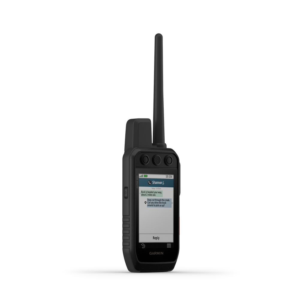 Garmin Alpha 200i Dog Tracking System