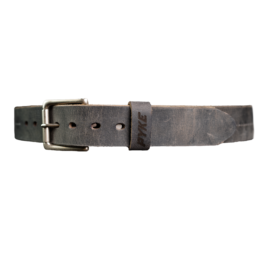 pyke gear kiowa upland pant leather belt