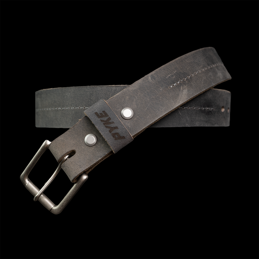 Kiowa Leather Belt