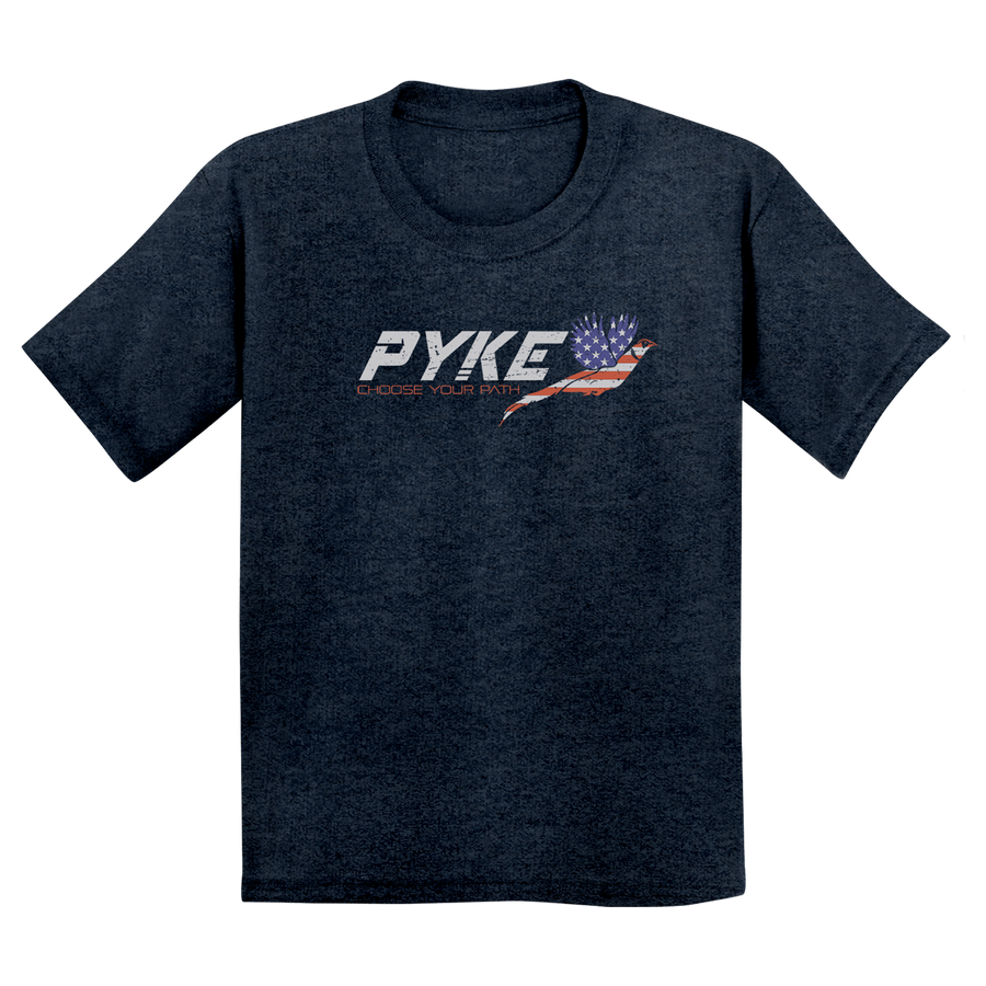 Youth Pyke Patriot Pheasant T-Shirt