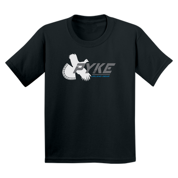 Youth Pyke Grouse Logo T-Shirt