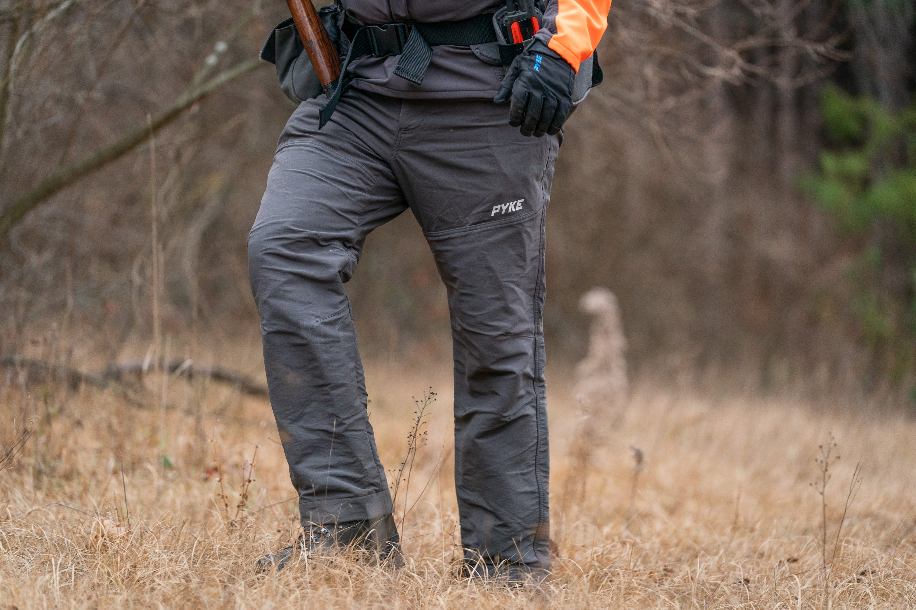 Bird hunting briar resistant upland hunting pant
