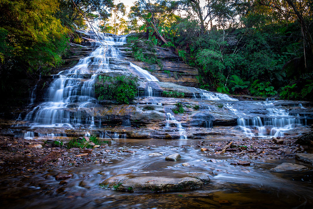 Blue Mountains | Katoomba | Waterfall | Landscape Photography | Wall Art