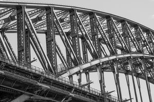 Harbour Bridge Ironwork SHG02