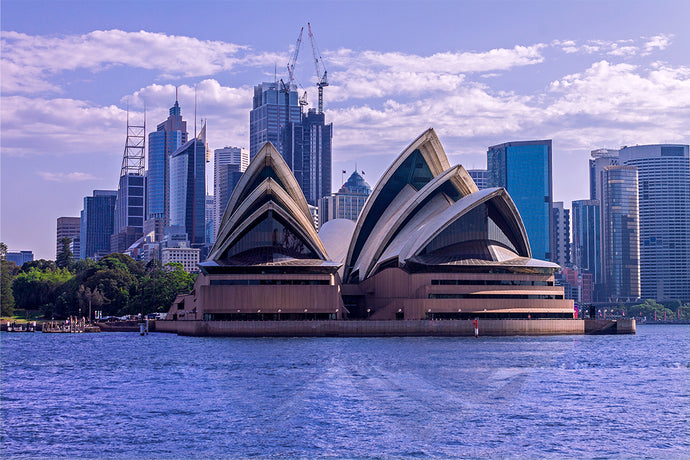 Sydney Opera House | Landscape Photography | Wall Art