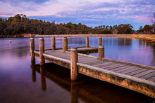 Load image into Gallery viewer, Blue Mountains | Katoomba | Sunset | Lake | Landscape Photography | Wall Art