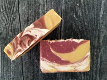 Almond Energy Soap