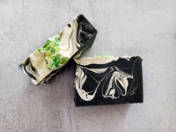 Charcoal & Lemongrass Soap