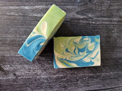 Cocoa Patchouli Handcrafted Soap