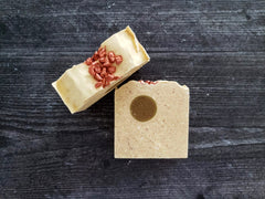 Earth Vibes Handcrafted Soap
