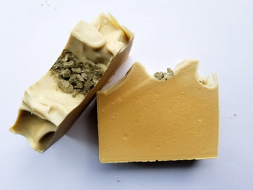 Honey & Hemp Soap