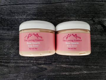 Rose Quartz Body Butter