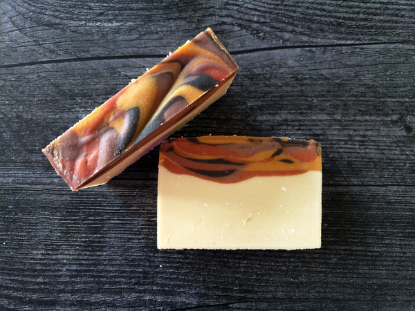Rosemary Anise Handcrafted Soap